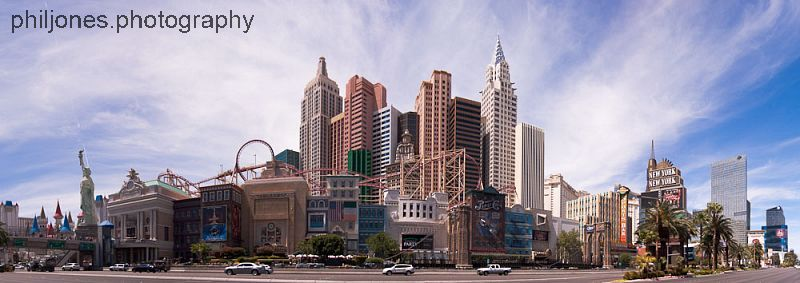 New York - Las Vegas